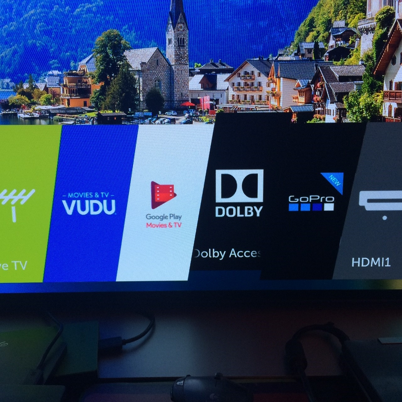 Dolby Access Application Sample Videos on OLED Model: OLED55C7P — LG